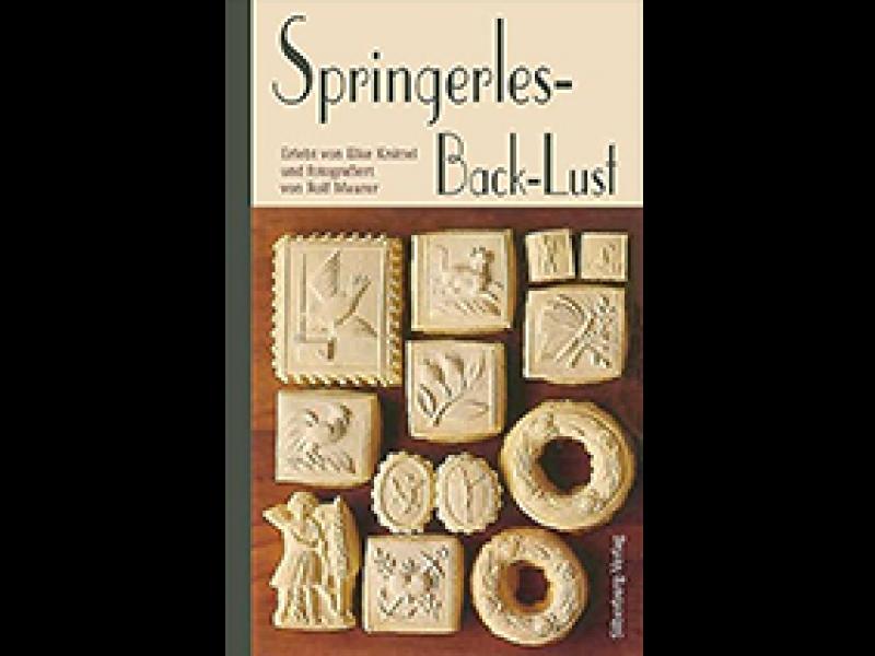 Springerles Backlust